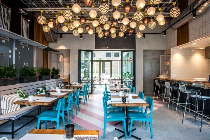 Best nomad hotel restaurant ideas on pinterest