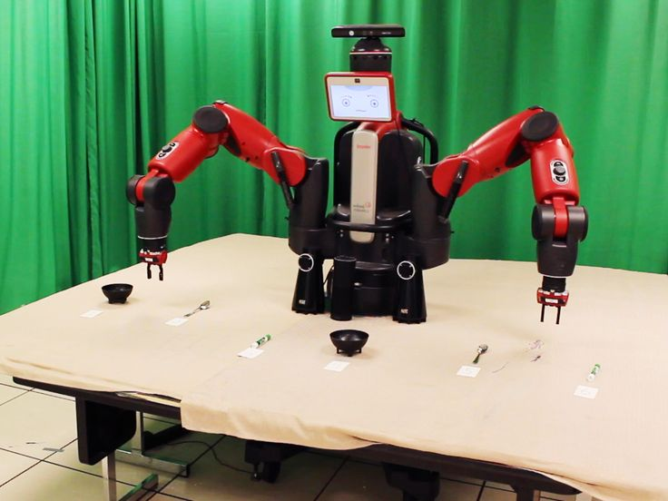 A new robot not only recognizes an object a human being is pointing at and talking about, but asks questions to clarify what they mean.