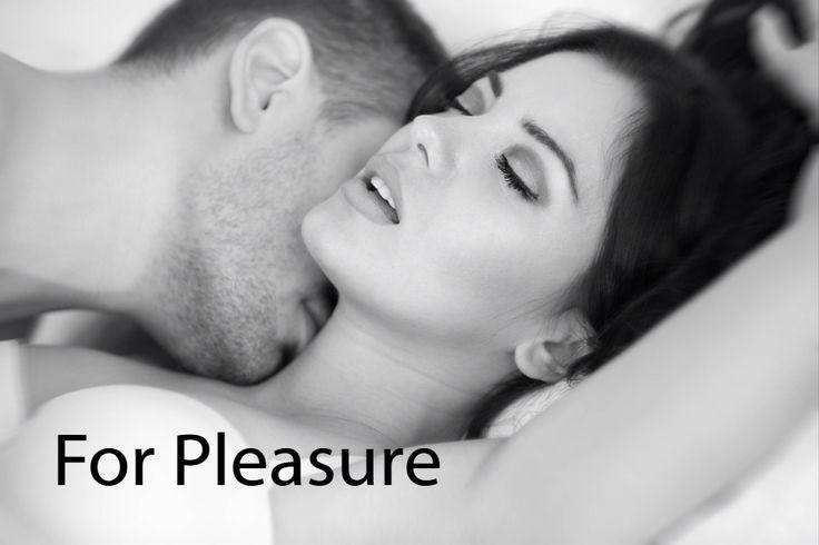 For pleasure