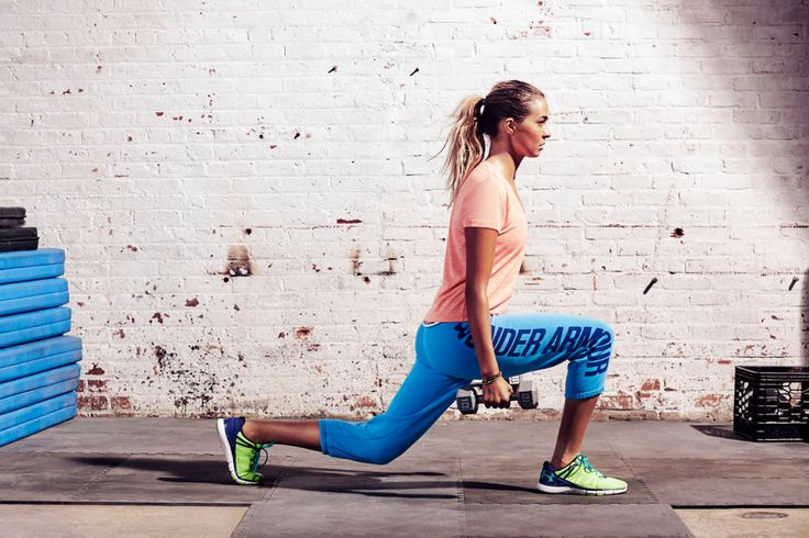 6 Ways to Modify Squats and Lunges for Bad Knees
