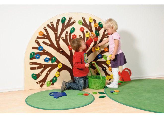 Jahreszeitenbaum klein, ab 2 Jahre von Dusyma bei Spielundlern online bestellen