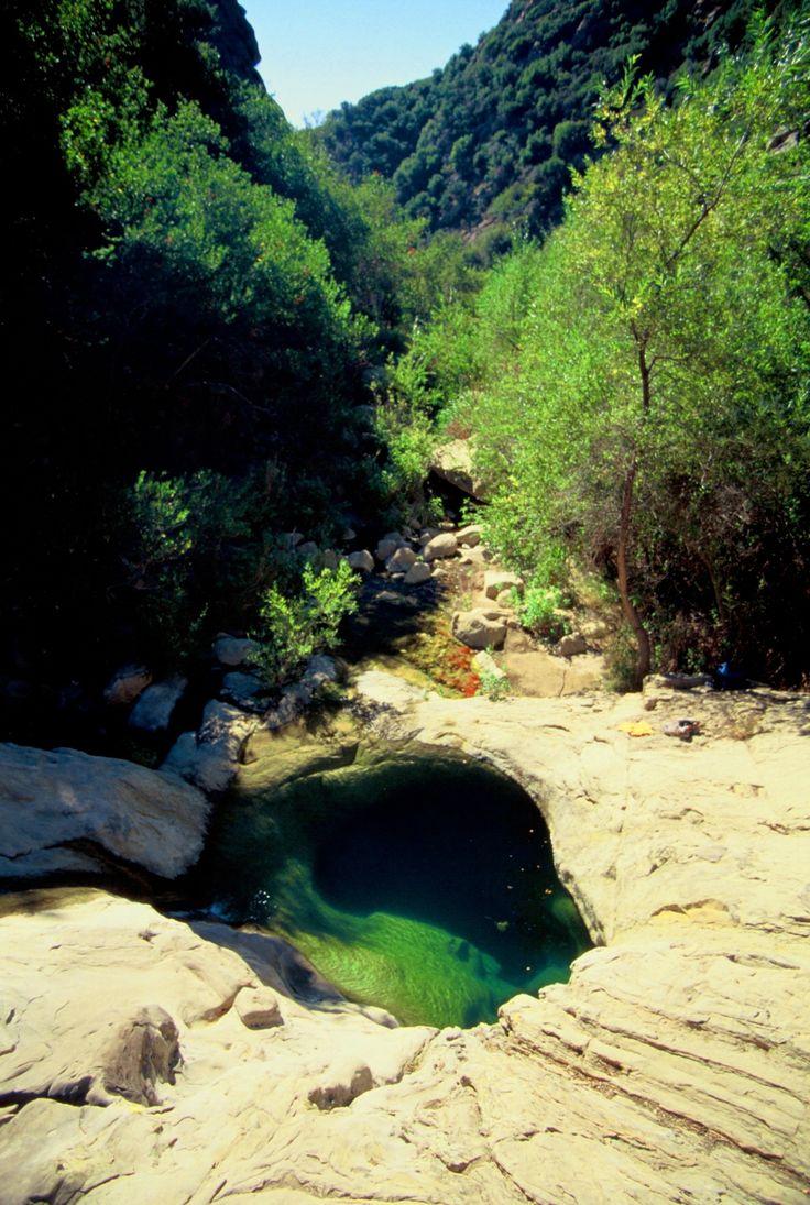 Tunnel Trail Hike -- Santa Barbara, CA