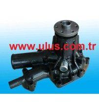 6HK1 ISUZU Motor Devirdaim Su Pompası, Isuzu Motor Yedek Parçaları 4HK1, 6HK1, 6BG1, 6RB1, 6SD1, 6WG1, C240 Motor Yedek Parçaları