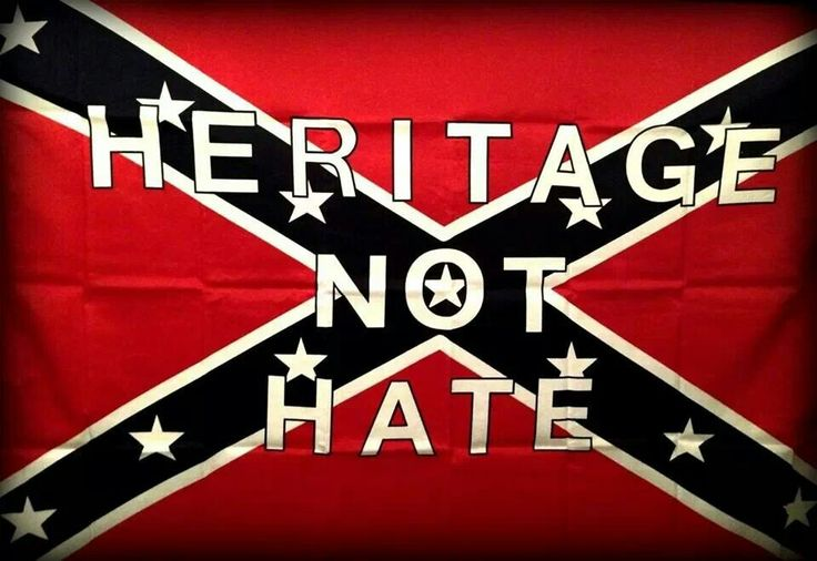 I'm Not a Racist, I'm Just From the South !!!