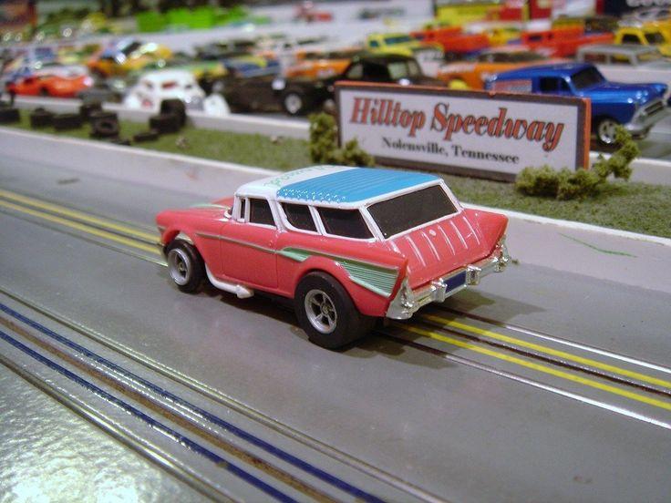 Chevy slot cars