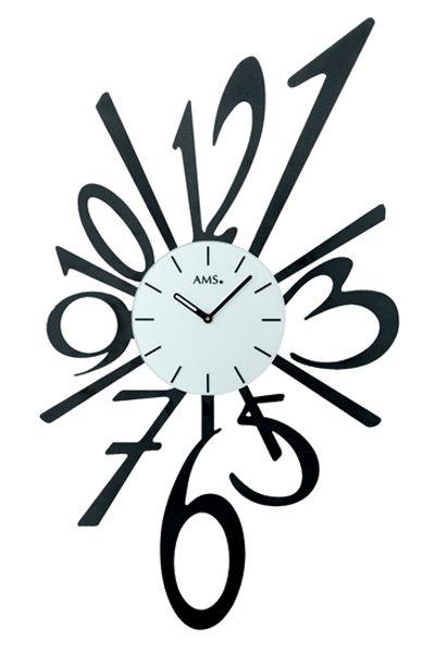 ドイツ・AMSデザイン掛け時計