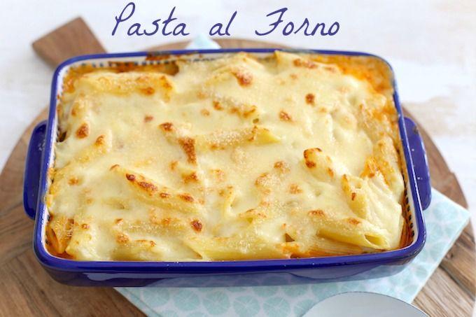 Een heerlijke variatie op de lasagne, de pasta al forno. Met onze overheerlijke bolognesesaus en bechamelsaus, een gegarandeerde hit!