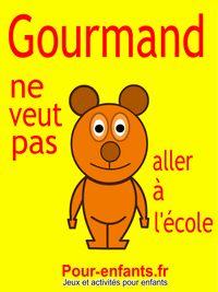 Pièce de théâtre pour enfants ours