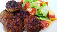 Resep Diet Mayo 1: Daging giling bakar madu