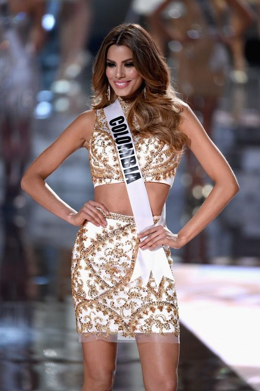 Who Is Ariadna Gutierrez? 8 Things To Know About The Miss Universe 2015 Runner-Up — PHOTOS