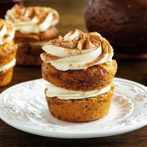 Havuç ve tarçının nefis uyumuna kahveli krem şanti eşlik ediyor, en ala pasta…