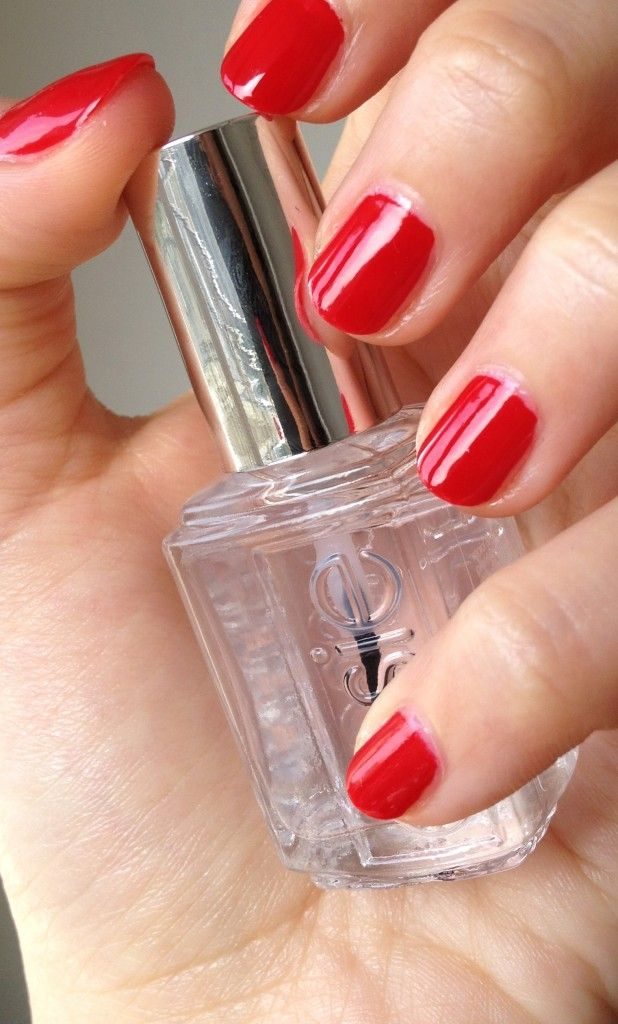 Essie top coat Good to go