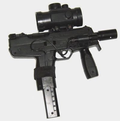 Steyr TMP M30GL FPS-125 Spring Airsoft Pistol