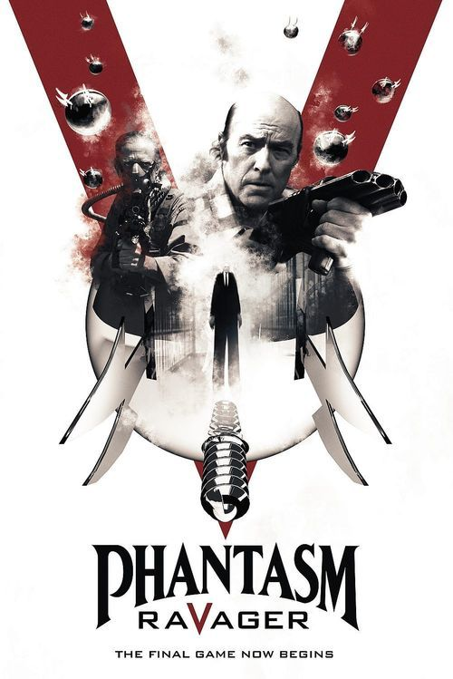 Watch->> Phantasm: Ravager 2016 Full - Movie Online