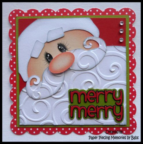 Christmas-Santa-Tag-Premade-Paper-Piecing-for-Scrapbook-Pages-by-Babs