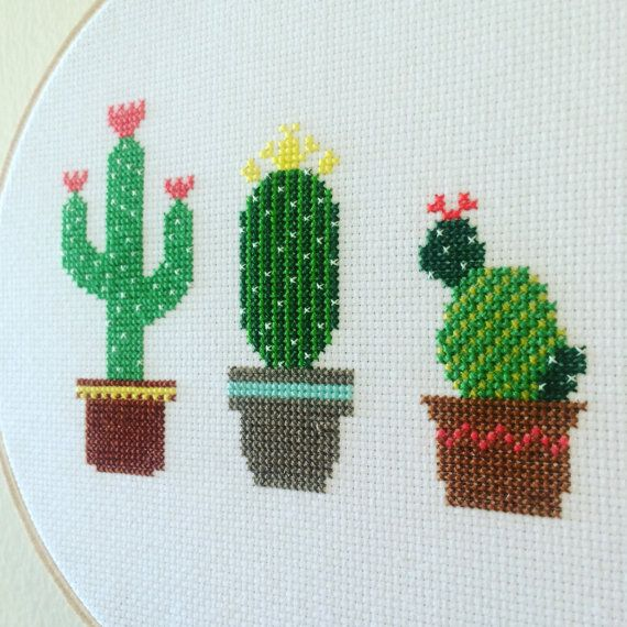 Hey, I found this really awesome Etsy listing at https://www.etsy.com/listing/249896086/cactus-cross-stitch-made-to-order