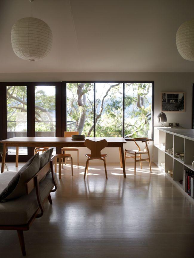 Karen McCartney's Dangar Island Home   Featured on Sharedesign.com