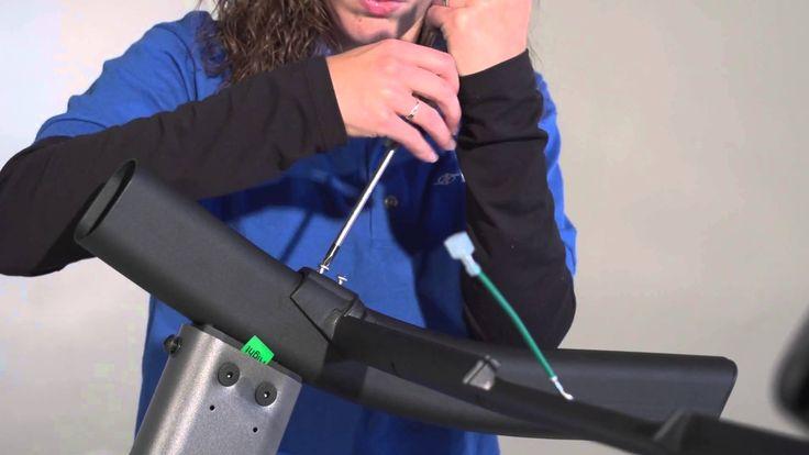 【Hướng dẫn】Chi tiết trình tự tháo lắp máy chạy bộ tại nhà