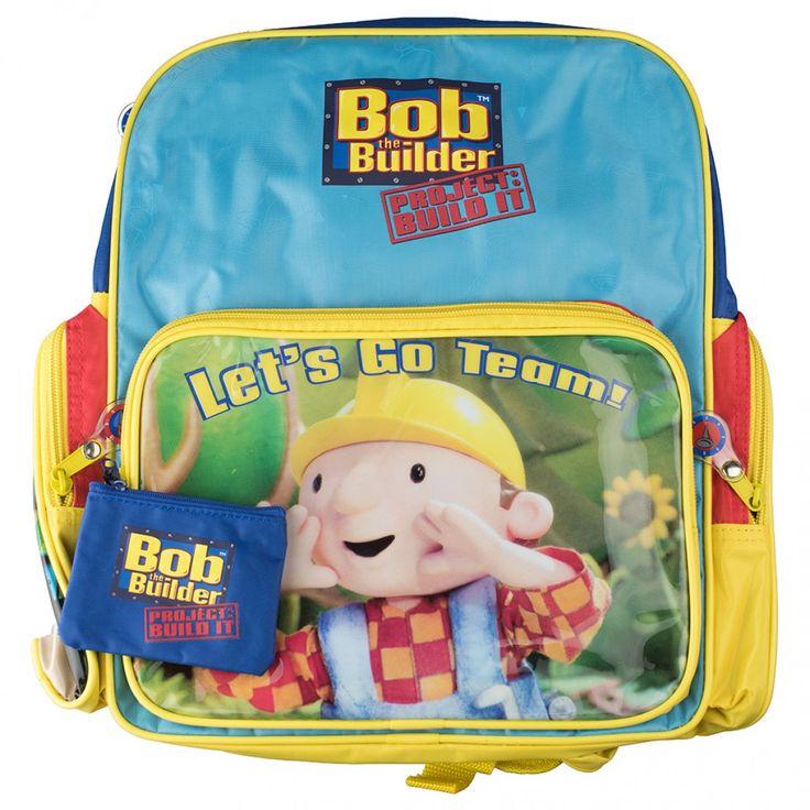 Bob the Builder Backpack