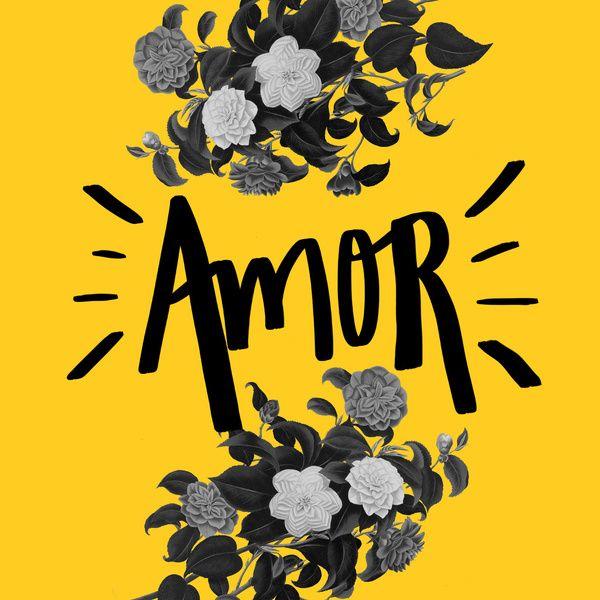 Amor Art Print by Coisas Boas Acontecem | Society6