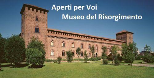 Ogni sabato e domenica, il Museo del Risorgimento, parte dei Musei Civici con sede nel Castello Visconteo, sarà visitabile dalle 10 alle 18....