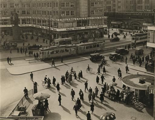 Berlin Alexanderplatz 1934