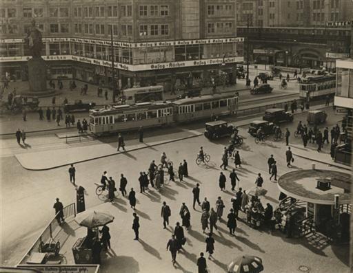 Berlin Alexanderplatz 1934