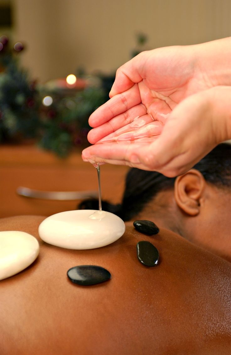 spa treatments. - Hair dressing in salon spa - massages  - something medical maybe?