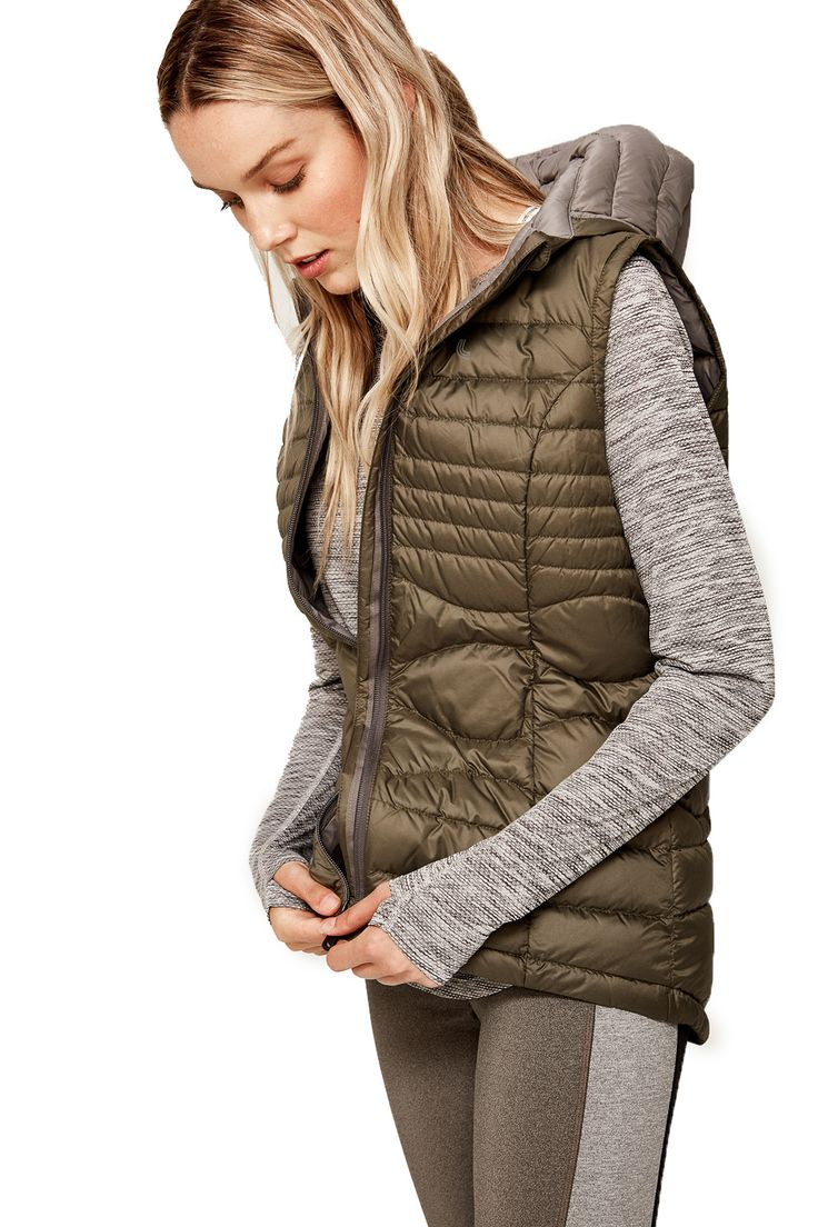 Lole Women's Rose Packable Vest | Free Shipping
