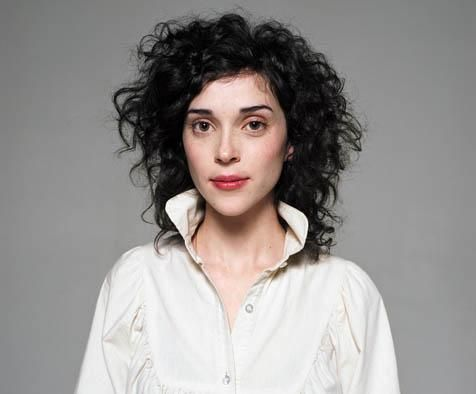 St. Vincent (aka Annie Clark) /// everything she wears is the best