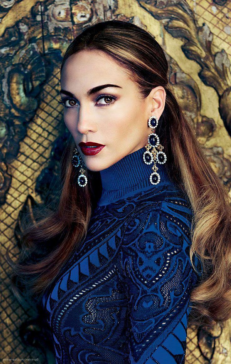 Jennifer Lopez by Steven Gomillion & Dennis Leupold for Harper's Bazaar Russia • 2014