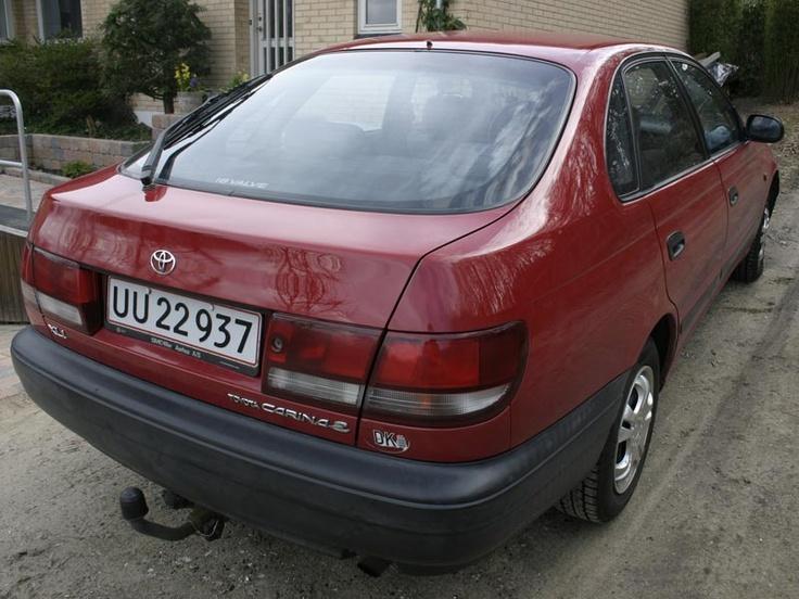 2005-07: 1992 Toyota Carina E, 1.6 / 116 HP Ägt två stycken.
