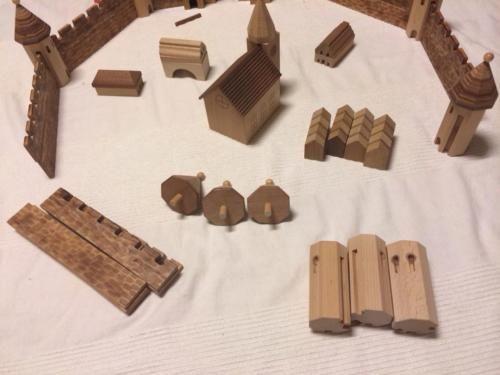 Bauklötze - Holz Ritterburg - Spielzeug in Rheinland-Pfalz - Neuwied | Holzspielzeug günstig kaufen, gebraucht oder neu | eBay Kleinanzeigen