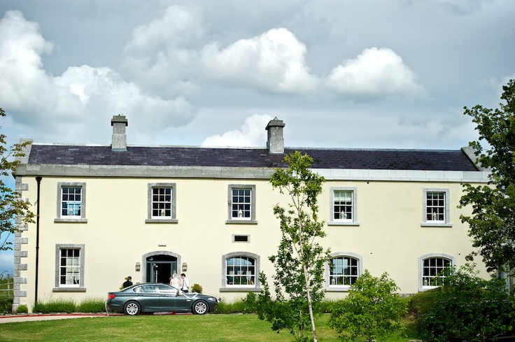 Clonabreany House, Co. Meath