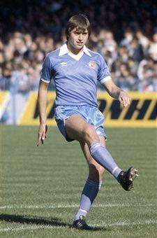 Michael Robinson Manchester Ciy 1979