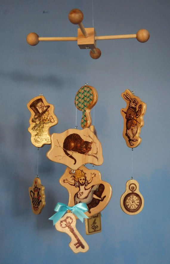 Hey, I found this really awesome Etsy listing at http://www.etsy.com/listing/154305371/baby-mobile-alice-in-wonderland-mad
