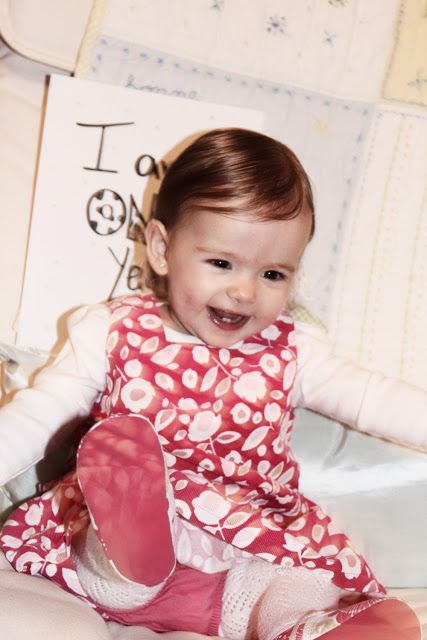 {The Ardent Sparrow}: She's One!