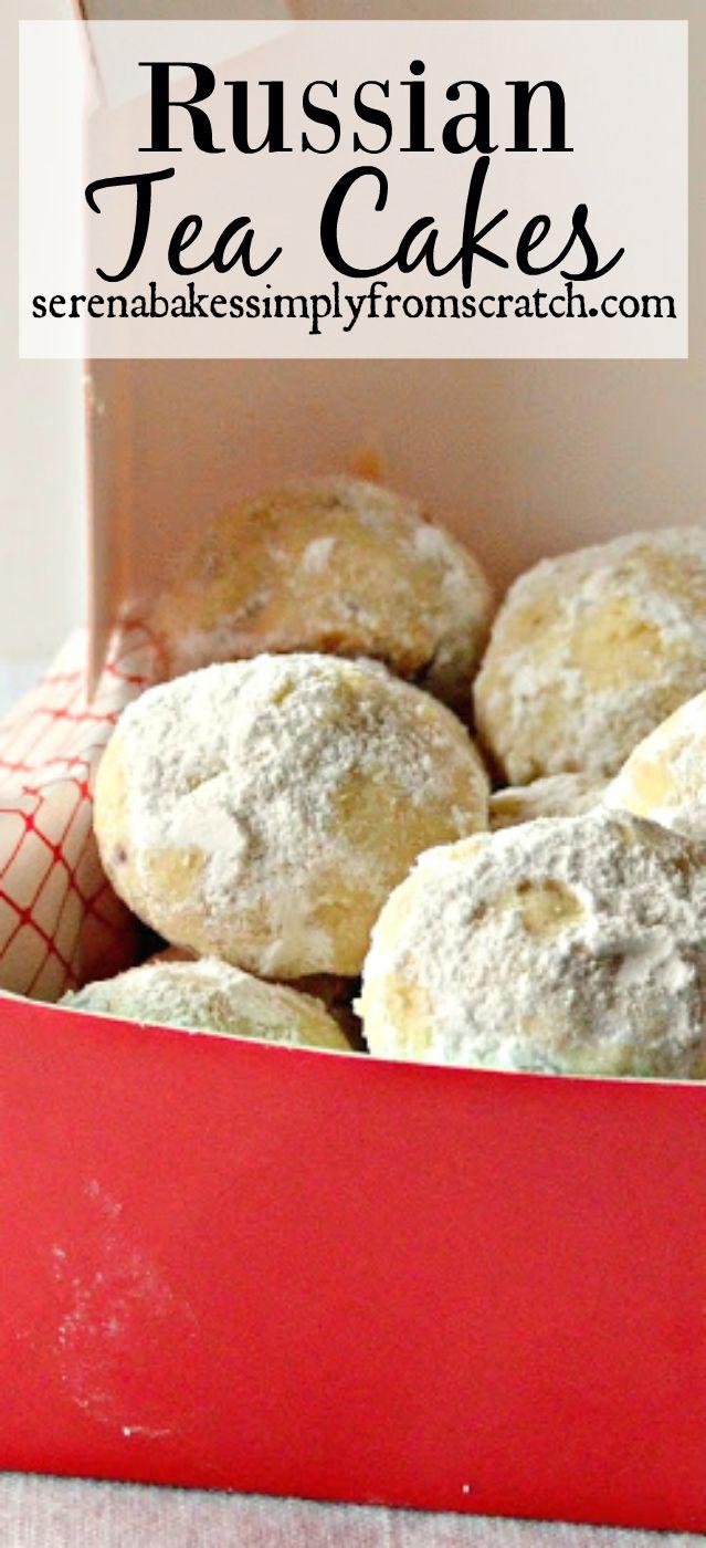 Russian wedding cake cookie recipe