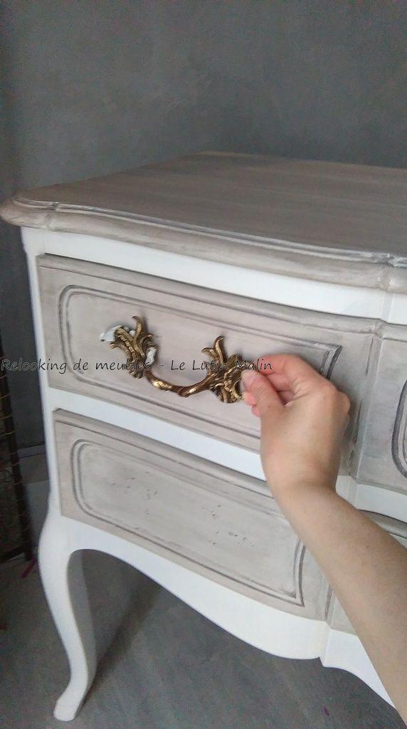 21 best Le Lutin Malin - Relooking de meubles images on Pinterest