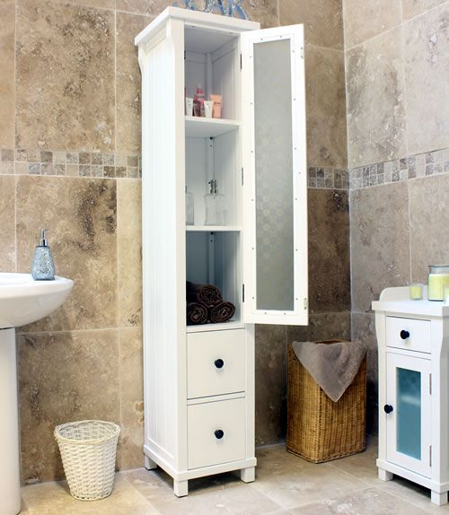 white tall bathroom cabinet design ideas pinterest