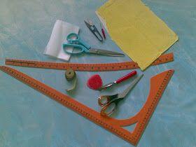 Kurung Pesak (Basic instructions & measurements)