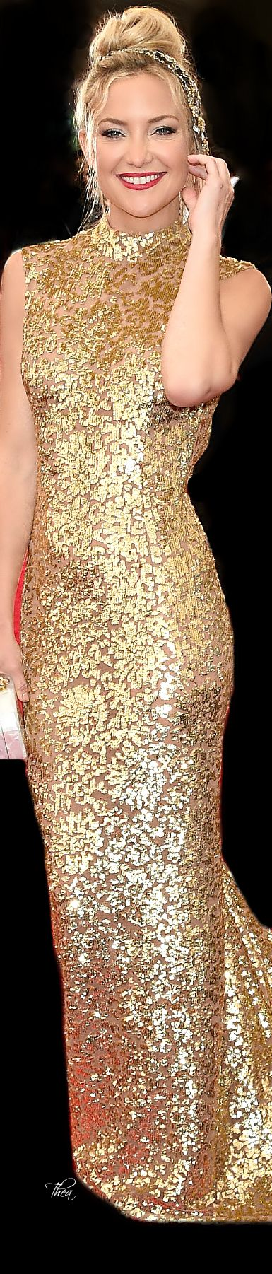Michael Kors ● Kate Hudson ~ Tнεα