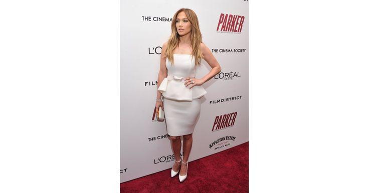 Jennifer Lopez at Parker Screening in NYC   Pictures   POPSUGAR Celebrity