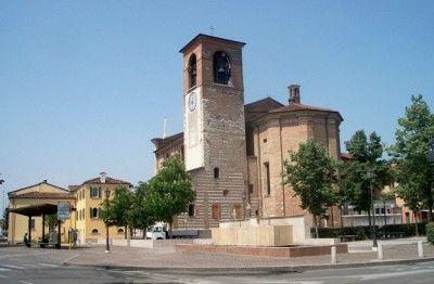 Campanile, Chiesa e Comune a Ghedi #gheditiaccoglie  #percorsighedesi