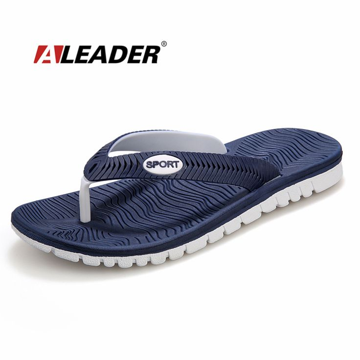 2016 Mens Flip Flops Sandals Rubber Casual Men Shoes Summer Fashion Beach Flip Flops Sapatos Hembre sapatenis masculino-in Men's Sandals from Shoes on Aliexpress.com | Alibaba Group