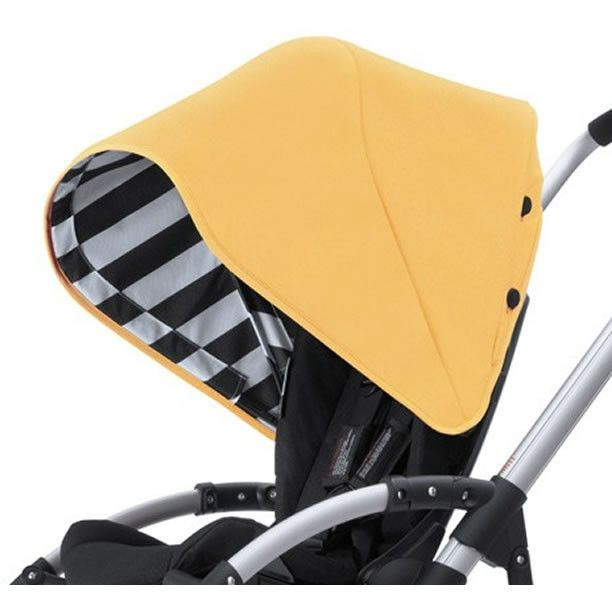 Bugaboo Bee Plus Sun Canopy Special Edition - Sunny Gold