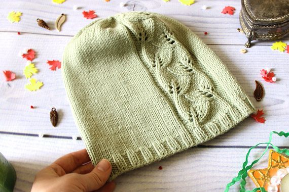 MADE TO ORDER in other colors waiting time 2-3 days + shipping (USA-2-4 weeks, Europe-1,5-2.5 weeks).  This chunky knit hat is -handknitted of quality baby yarn (100% merino wool). -good for tender skin, -very nicely under coats of any colour. -classic accessory for base woman outfit. -chic, stylish and modern -great idea for christmas gift for woman.  Available in sizes: 0/3 m - 14,7 - 15,75 inches (36 - 40 cm) 3/6 m - 16,14 - 17,2 inches (41 - 44 cm) 6/12 m - 17,72 - 18,12 in...