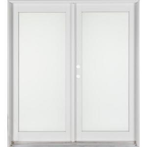 Interior french doors interior french doors 72 x 80 for Home depot fiberglass french doors