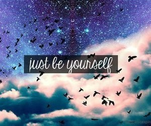 Facebook Cover - Just be yourself