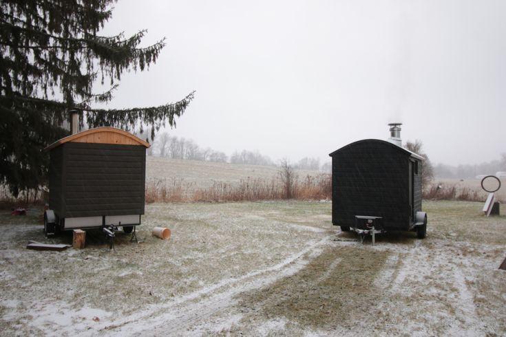 mobile sauna round up!